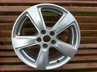 "Genuine Jaguar - 17"" Barbados Alloy Wheel - Jaguar X Type"