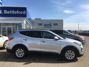 2014 Hyundai Santa Fe Sport 2.0T Limited with Saddle Leather