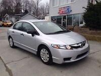 2010 Honda Civic DX Only 64 KM  AIR COND