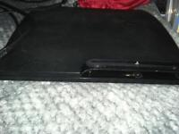 PS3 with 35 games