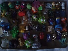 50 Toy figure collection