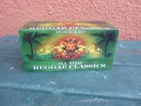 ALL TIME REGGAE CLASSICS 15CD BOX SET