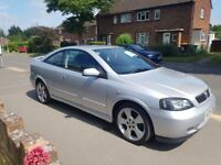 Vauxhall Astra Coupe 2.2i, Bertone Edition, Cruise Control + Usual Extra's..