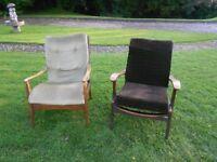 Antique Cintique Chairs