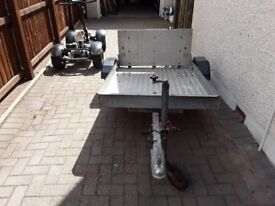 POWERHOUSE TRAILER IN GREAT CONDITION