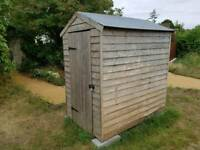 Blooma wooden Garden Shed