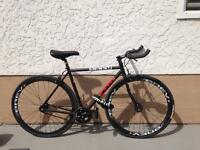 I'm selling Fixie gear bike,helmet,lock