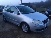 VW POLO 1.2S 2005 5DR * IDEAL FIRST CAR * CHEAP INSURANCE * FULL SERVICE HISTORY