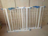 Lindam stair gates x 2