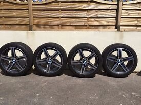 "BMW 17"" 379M Star Sport Alloys Fits Z3"