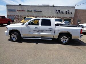 2011 Dodge Dakota Quad  Cab 4WD