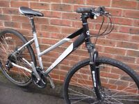 Dawes hybrid - Disc, Suspension MTB Mountain bike - ready to ride - central Oxford