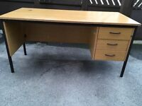 Desk for Sale - Ideal for Students or Home Office