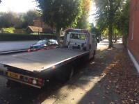 Recovery truck lez compliant tilt & slide