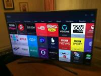 50in Samsung 4K UHD SMART TV WI-FI FREEVIEW HD WARRANTY