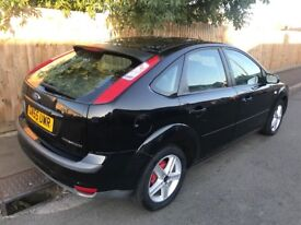FORD FOCUS TITANIUM 1.6 PETROL MANUAL 5DR
