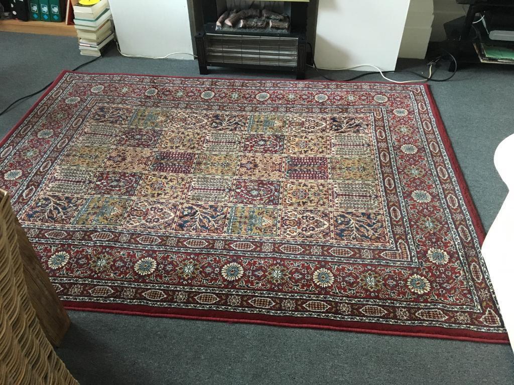 Big Ikea rug