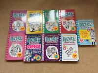 Dork Diaries Books (new). Collection Only
