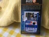 Martindale'Buzz It 'socket tester