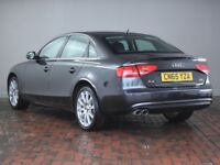 AUDI A4 2.0 TDI 190 SE TECHNIK [Heated Seats, Electric Seats] 4DR (grey) 2015