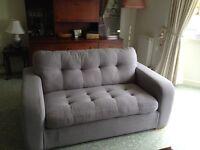 Sofa and 2 armchairs £350