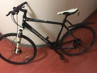Boardman hybrid bike ,54cm frame