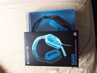 Logitech G430 Headset. In Box not used much £25