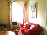 Lovely warm and bright 2-bed. Short-term.