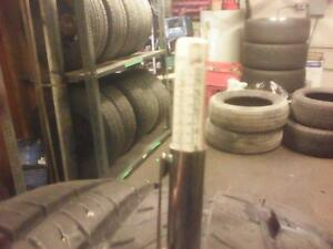 "205/55/16 Set of 4 All Season Tires, include installation, Michelin Harmony, 8/30"" Tread, 70% Tread"