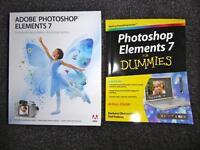 ADOBE PHOTOSHOP ELEMENTS 7 + ACCOMPANYING PHOTOSHOP ELEMENTS 7 FOR DUMMIES