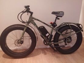 500w Endurance Fatboy Electric Bike