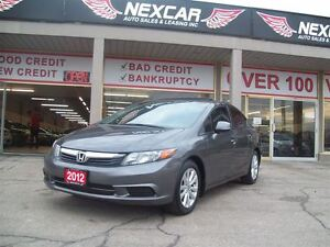 2012 Honda Civic EX AUT0 A/C SUNROOF ONLY 57K