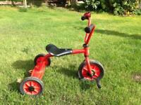 Winther mini Viking trike - rrp £99.99