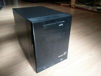 Seagate Business 4-Bay NAS