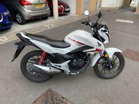2019 Honda CB125F