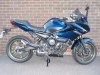 YAMAHA XJ6S DIVERSION. FSH, GREAT CONDITION, HEATED GRIPS, JUST SERVICED!!!