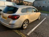 Vauxhall Astra estate diesel