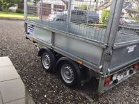 Exchange. Ifor Williams LM85 Trailer