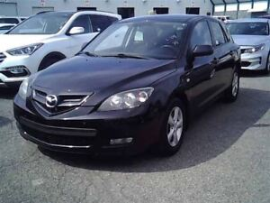 2008 Mazda MAZDA3 SPORT AUTO! LOADED!FULLY CERTIFIED!@NO EXTRA C