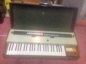 Horner Organetta