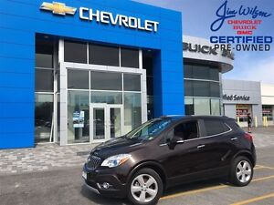 2015 Buick Encore Premium AWD LOADED ROOF NAV OFF LEASE!!!