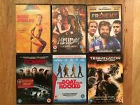 Various DVD's £2 each or 6 for £10