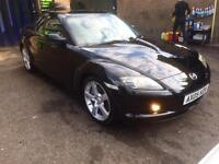 05 Mazda rx8 192 low miles + 2 owners