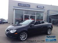 2010 Volkswagen Eos Convertible Leather-Manual-No Accidents-New