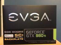 EVGA GTX 980ti sc+