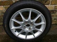 Bridgestone Turanza Tyre (ER30) with stunning alloy - £65 ono