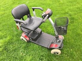 TGA ECLIPSE MOBILITY BOOT SCOOTER