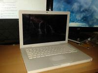 "Macbook white 13.3"" core2duo, 2gb ram, 320gb hdd"