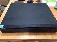 CCTV camera recorder QVIS I-APOPROLITE-16BB
