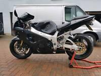Suzuki gsxr 1000 k1 12 months mot very clean example
